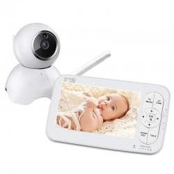 "Monitor de Vídeo para Bebé 5"" HD CD02"