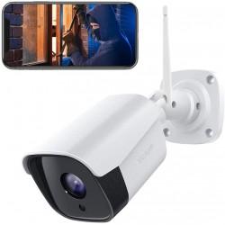 Câmara de Segurança Exterior IP WiFi Victure PC730 FHD