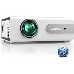 Projetor LED YABER V3 HD Bluetooth 5500 Lumens